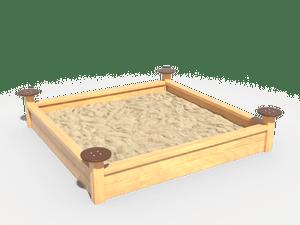 Детская игровая песочница 002