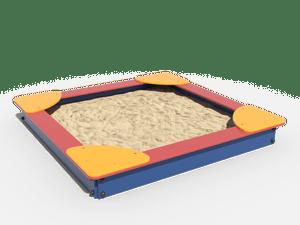 Детская игровая песочница 008