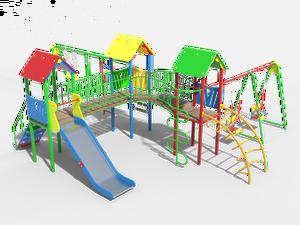 Детский игровой комплекс Идальго