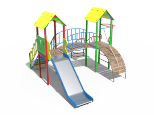 Детский игровой комплекс Идальго 04