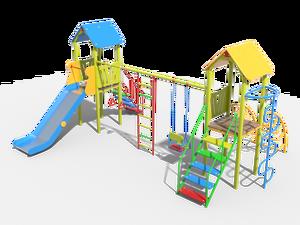Детский игровой комплекс Идальго 02