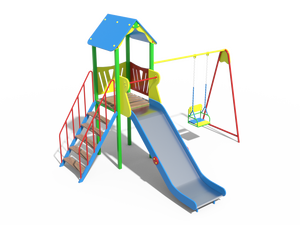Детский игровой комплекс Австрия 01