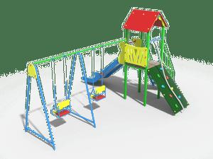 Детский игровой комплекс Австрия 05