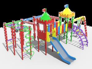 Детский игровой комплекс Камелот