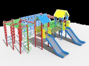 Детский игровой комплекс Солярис 05