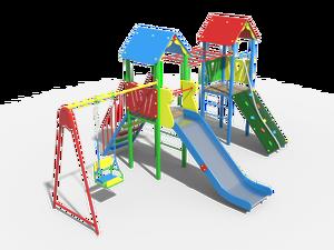 Детский игровой комплекс Плутон 01