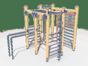 Детский спортивный комплекс 001