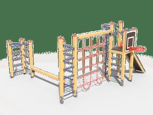 Детский спортивный комплекс 010