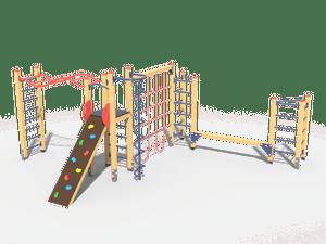 Детский спортивный комплекс 011