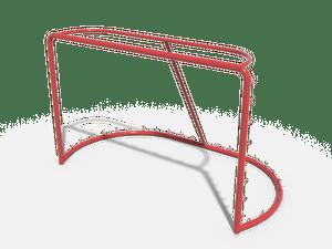 Оборудование для спортивных игр. Ворота (без сетки) 02