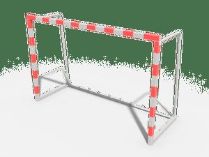 Оборудование для спортивных игр. Ворота (разборные, без сетки) 04