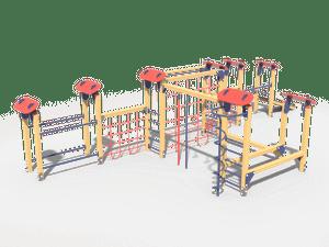 Детский спортивный комплекс 009