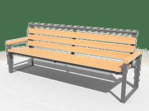Скамейка (разборная) 035