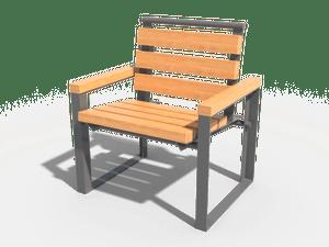 Скамейка 003