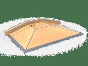 Элемент для скейт-площадки 10