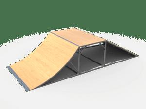 Элемент для скейт-площадки 11