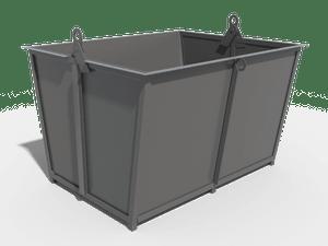 Челюстной контейнер 01