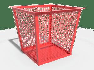 Сетчатый контейнер 01