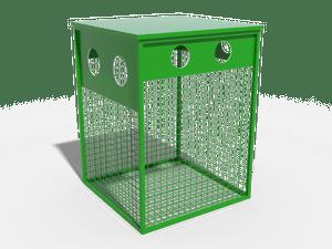 Сетчатый контейнер 04