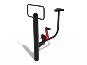 Тренажер уличный Велосипед