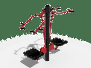 Тренажер уличный Верхняя тяга - двойной