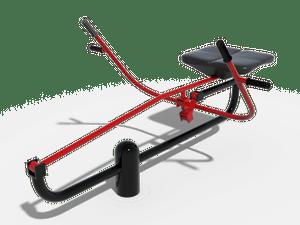 Уличный тренажер Гребная тяга