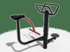 Тренажер уличный Твист и диск
