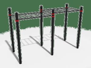 Рукоход классический двухуровневый